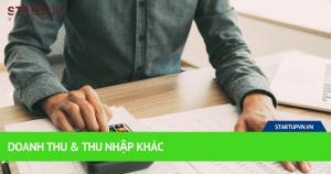 Doanh Thu & Thu Nhập Khác 18
