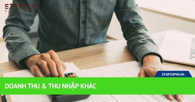 Doanh Thu & Thu Nhập Khác 38