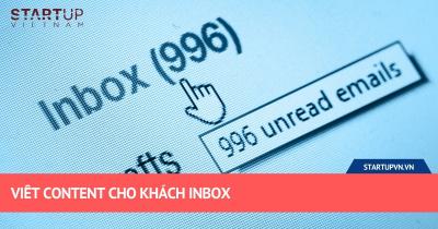 Viết Content Cho Khách Inbox - Theo Kinh Nghiệm Cá Nhân 26
