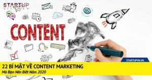 22 Bí Mật Về Content Marketing Mà Bạn Nên Biết Năm 2020 10