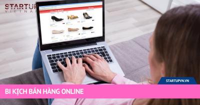 Bi Kịch Bán Hàng Online 34
