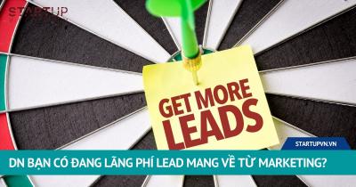 Doanh Nghiệp Bạn Có Đang Lãng Phí Lead Mang Về Từ Marketing? 28