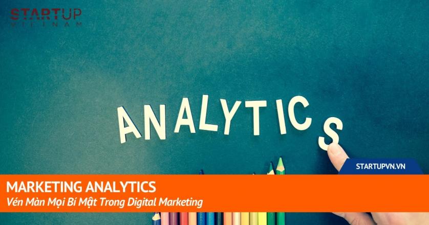 Marketing Analytics – Vén Màn Mọi Bí Mật Trong Digital Marketing 1