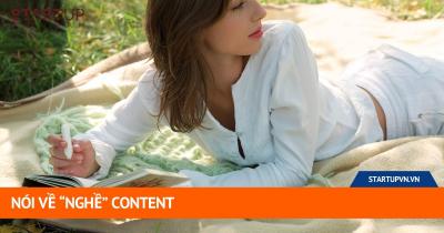 """Nói Về """"Nghề"""" Content 27"""