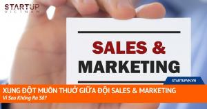 Xung Đột Muôn Thuở Giữa Đội Sales & Marketing: Vì Sao Không Ra Số? 4