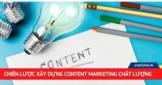 Chiến Lược Xây Dựng Content Marketing Chất Lượng 20