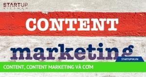 Content, Content Marketing Và Cơm 11